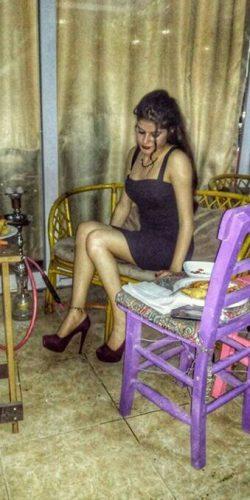 Genç Antalya Escort Bayan Merve